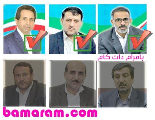 انتخابات  اهواز یوسفی ساری الباجی