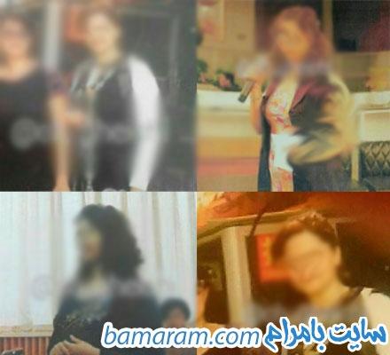 عکس های بی حجاب مینو خالقی نماینده اصفهان