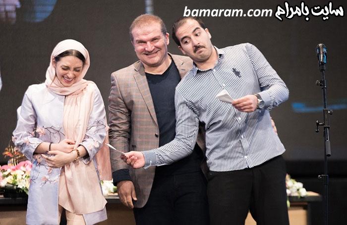 سریال شهرزاد اختتامیه بازیگران کارگردان