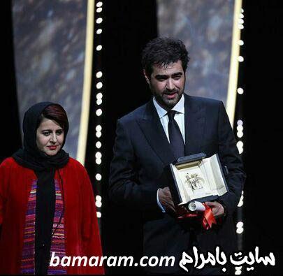 شهاب حسینی جشنواره کن بهترین بازیگر نقش مرد
