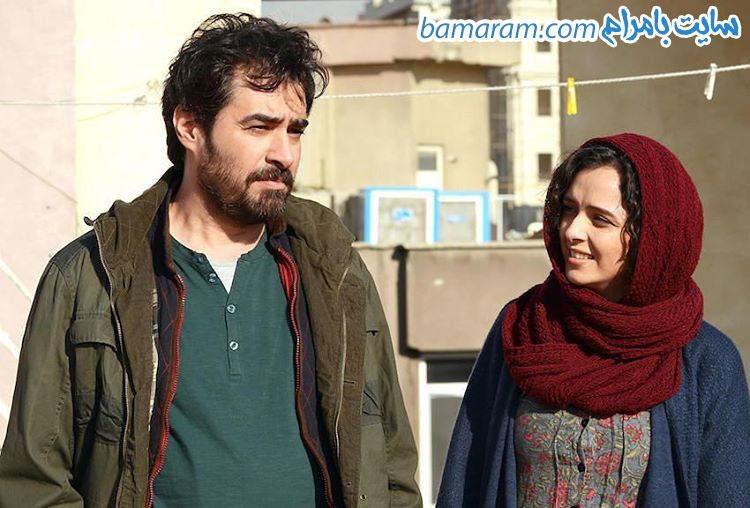 فیلم فروشنده ترانه علیدوستی شهاب حسینی