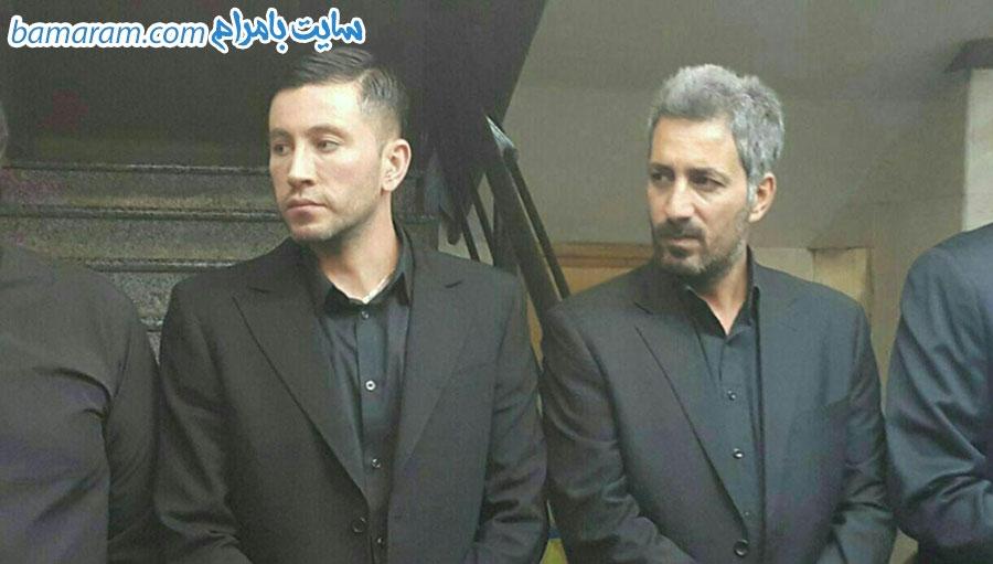 محمد پسر حبیب در تهران خواننده لس انجلسی در تهران