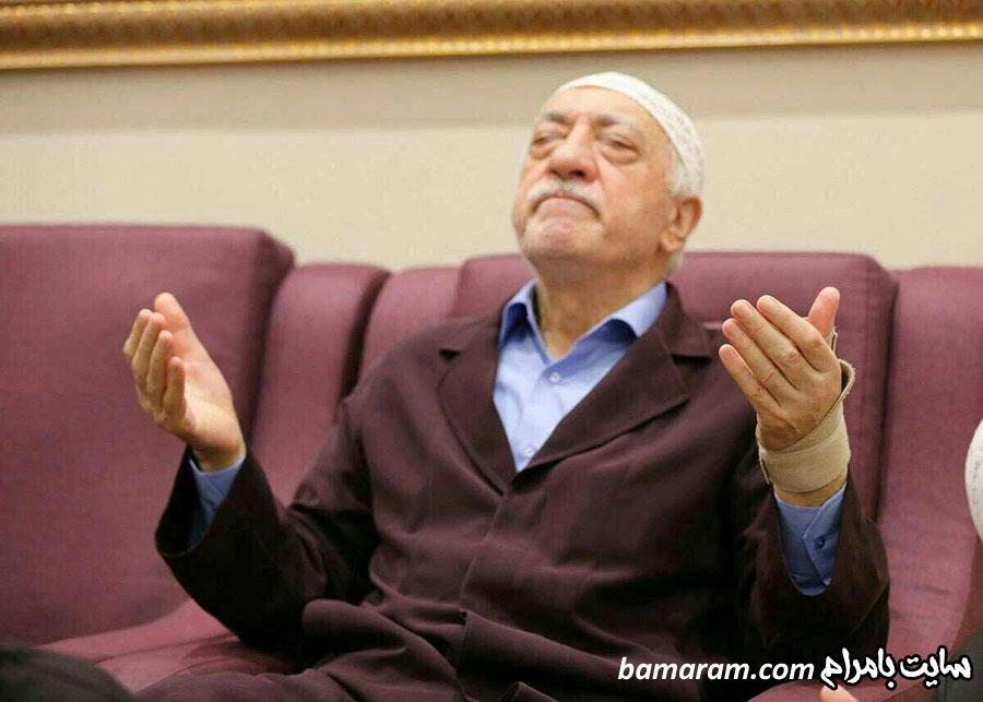 فتح الله گولن مسبب کودتای ترکیه