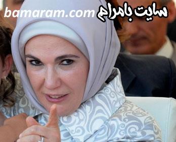 امینه زن اردوغان