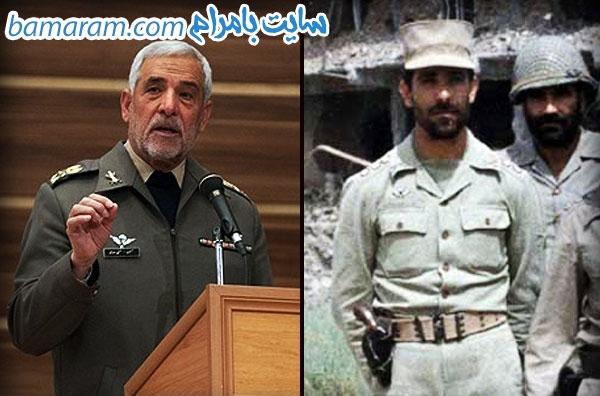 سرلشکر حسین حسنی سعدی  سرلشکران ایران
